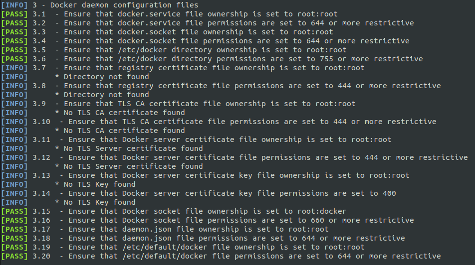 How To Harden Your Docker Containers