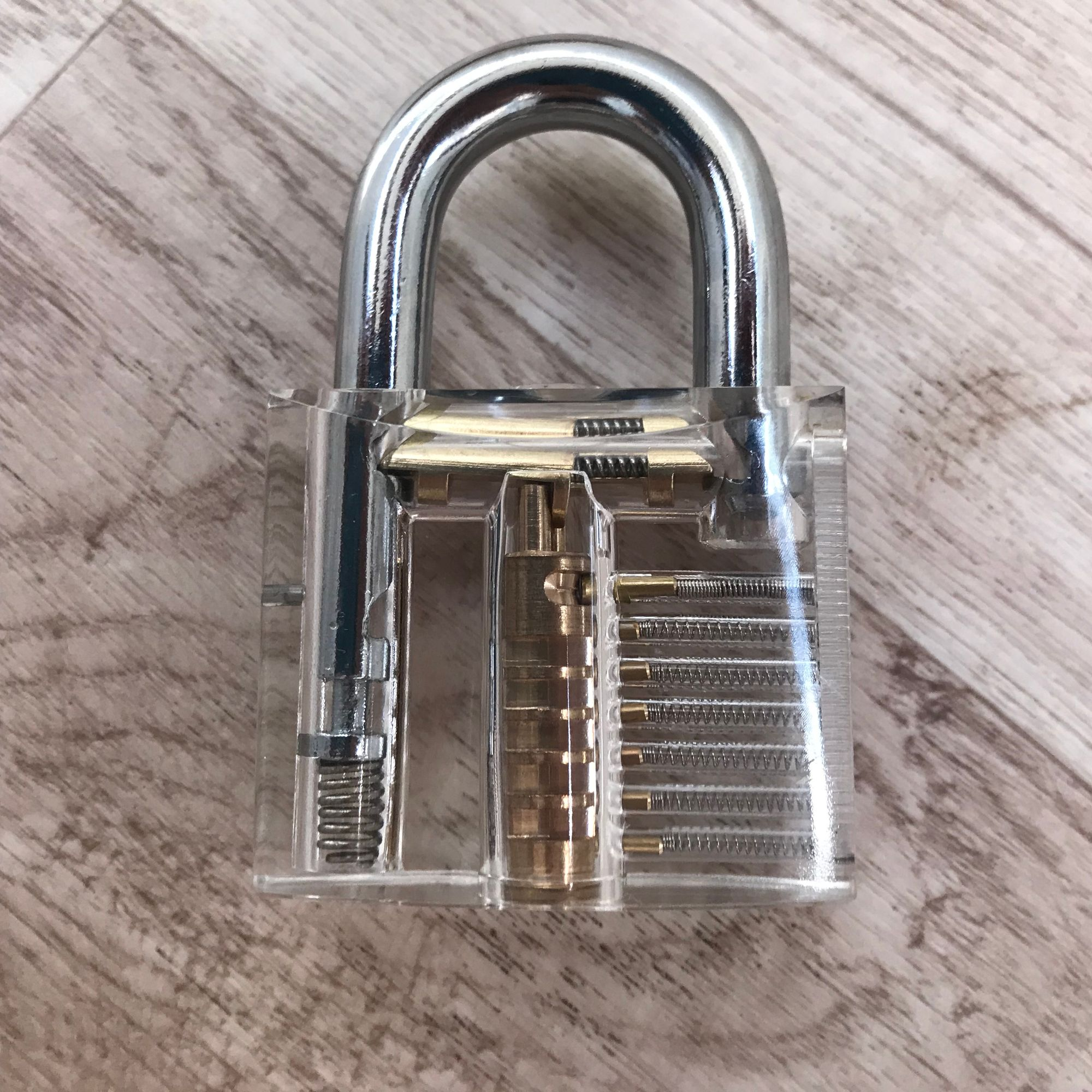 The Lock Picking Hobbyist