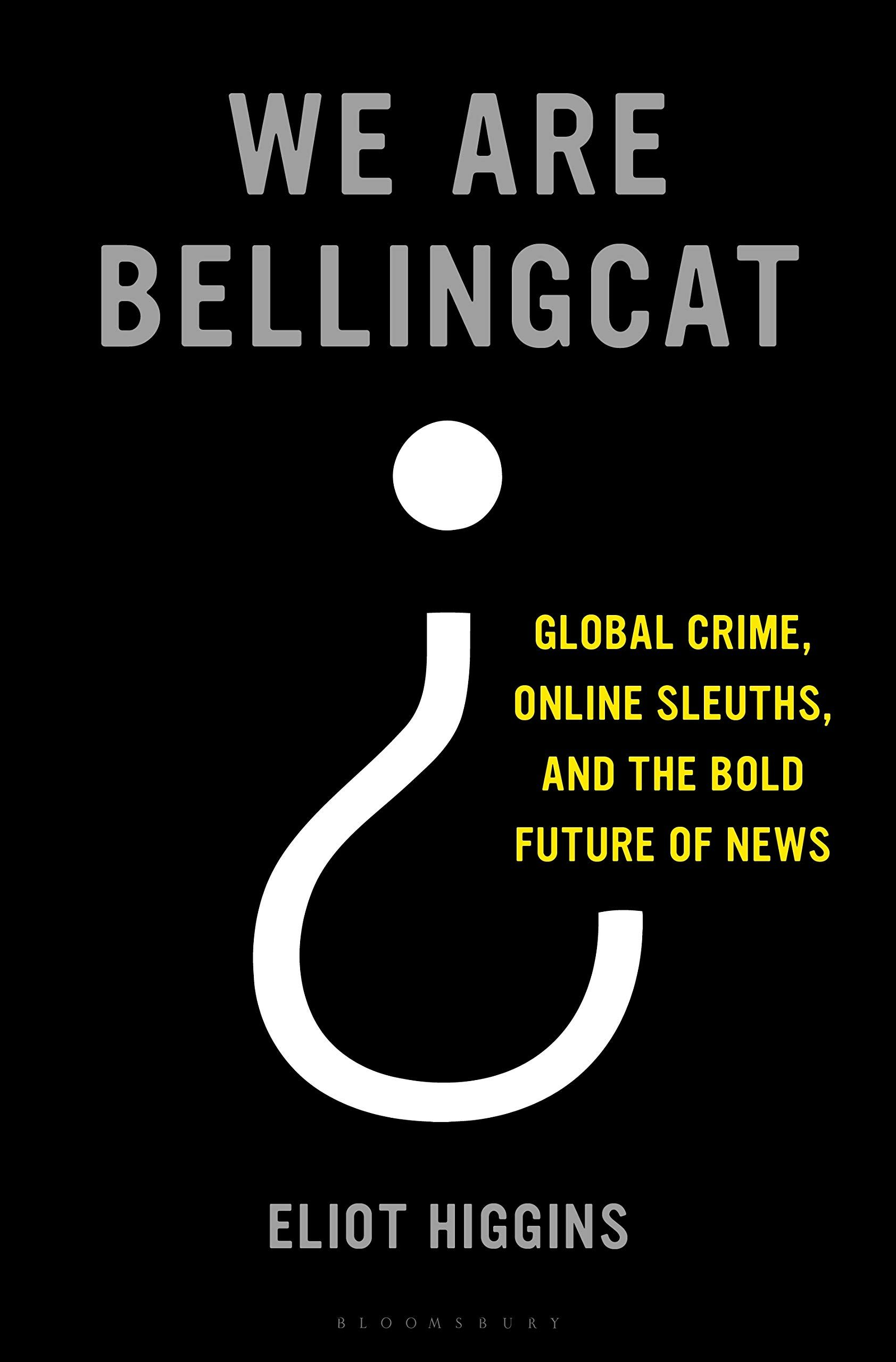 We Are Bellingcat book cover